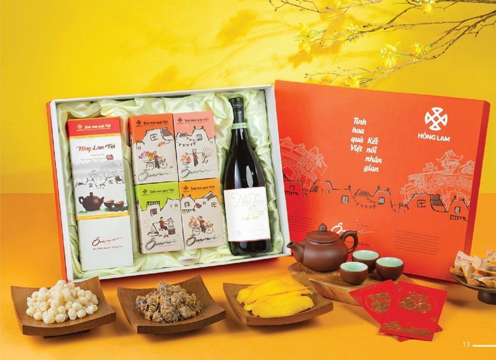 Sát Tết, phải chuẩn bị chọn ngay những bộ quà tuyệt phẩm từ ô mai Hồng Lam - Ảnh 6.