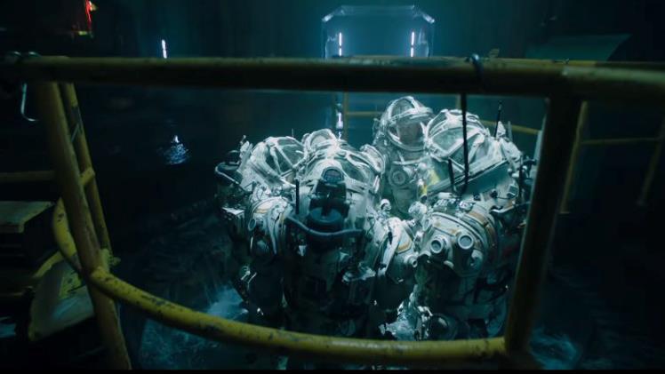 Kẻ Săn Mồi Đáy Biển - hương vị kì ảo giật gân cho màn ảnh đầu năm mới - Ảnh 5.