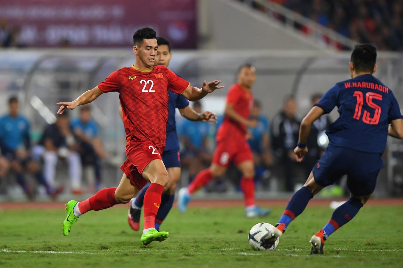 Tưng bừng cổ vũ đội tuyển U23 Việt Nam tại VCK U23 châu Á 2020 - Ảnh 1.