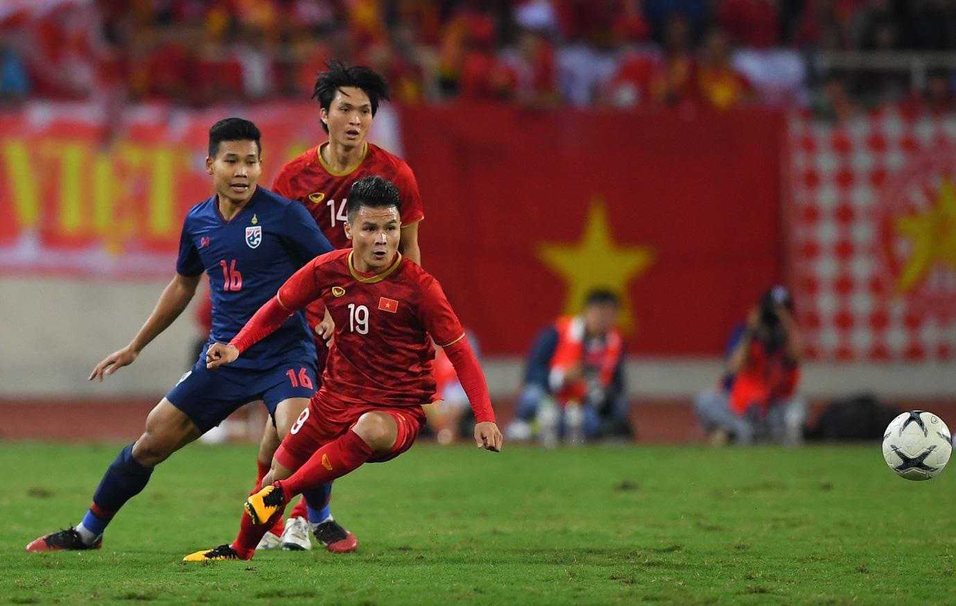 Tưng bừng cổ vũ đội tuyển U23 Việt Nam tại VCK U23 châu Á 2020 - Ảnh 3.