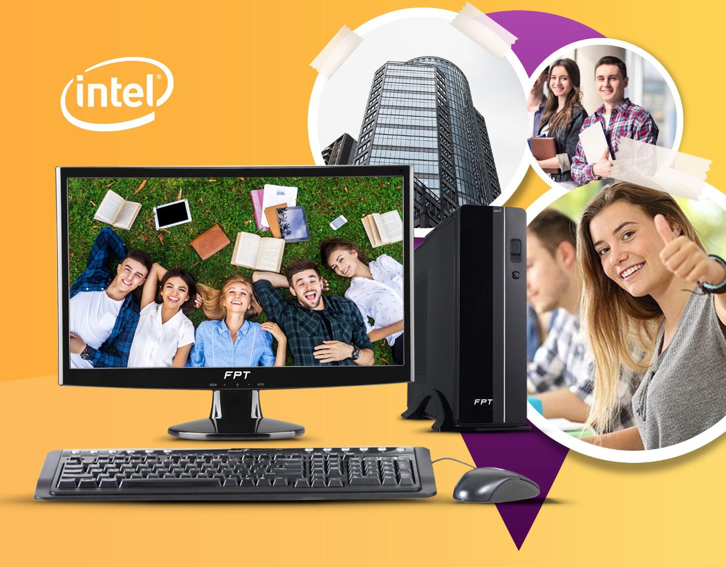 Top 5 máy tính FPT Elead chip Intel hút hàng trong mùa tựu trường - Ảnh 4.