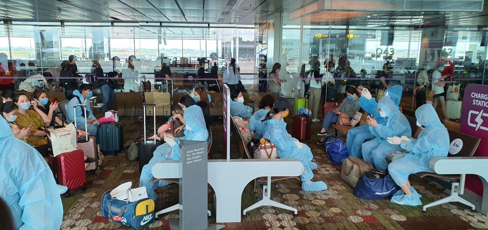 Thông tin liên quan tới hành khách từ Hàn Quốc về Việt Nam ngày 30/9 - Ảnh 1.