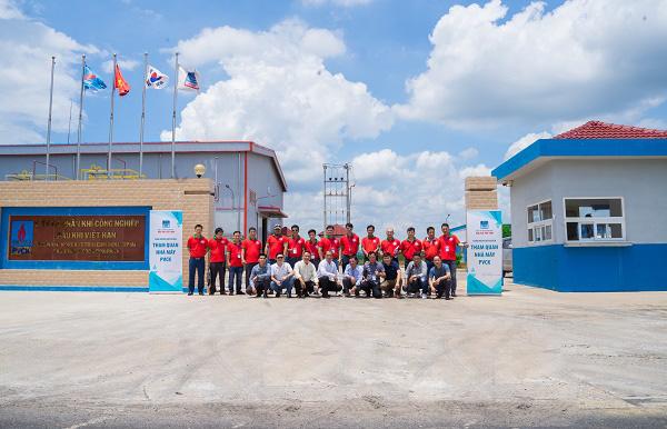 Dầu Khí Việt Hàn cam kết đồng hành cùng quý đối tác và đại lý - Ảnh 2.