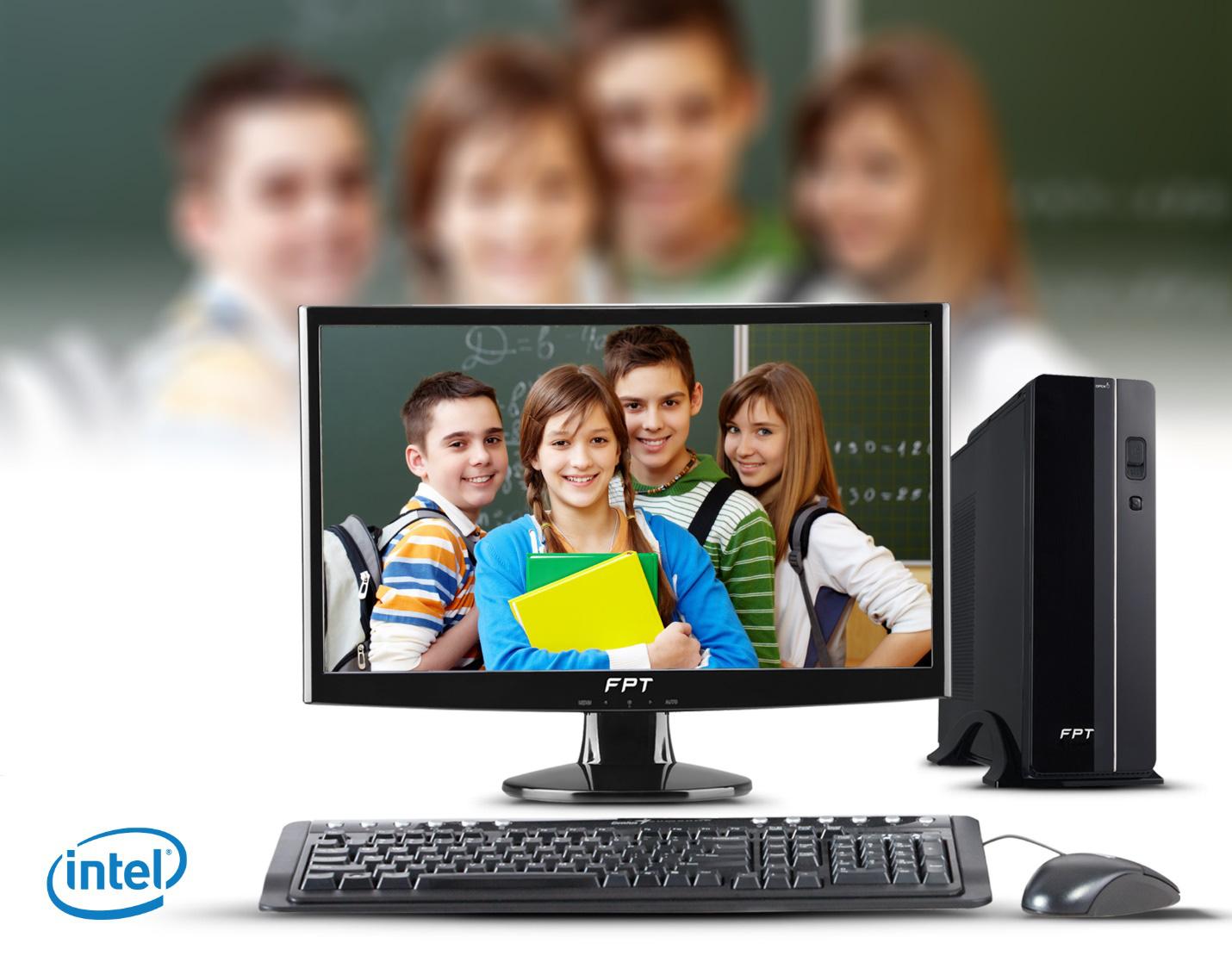 Top 5 máy tính FPT Elead chip Intel hút hàng trong mùa tựu trường - Ảnh 3.