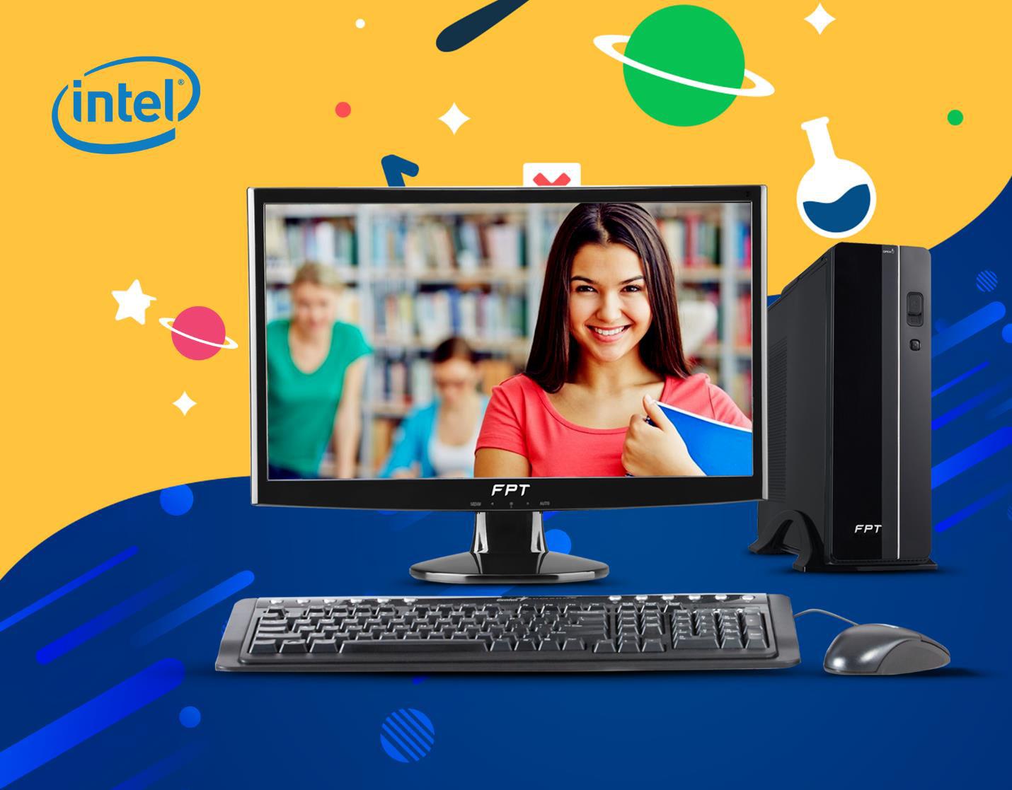 Top 5 máy tính FPT Elead chip Intel hút hàng trong mùa tựu trường - Ảnh 5.