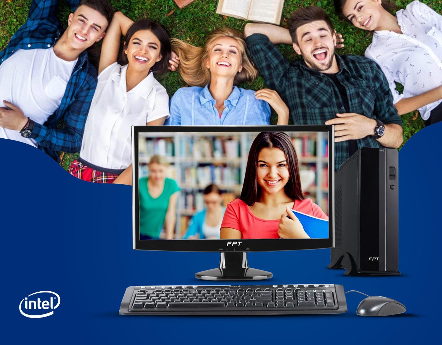 Top 5 máy tính FPT Elead chip Intel hút hàng trong mùa tựu trường - Ảnh 6.