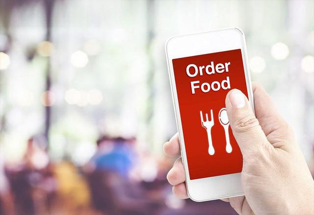Những rủi ro khi bán đồ ăn trên app online trung gian - Ảnh 1.