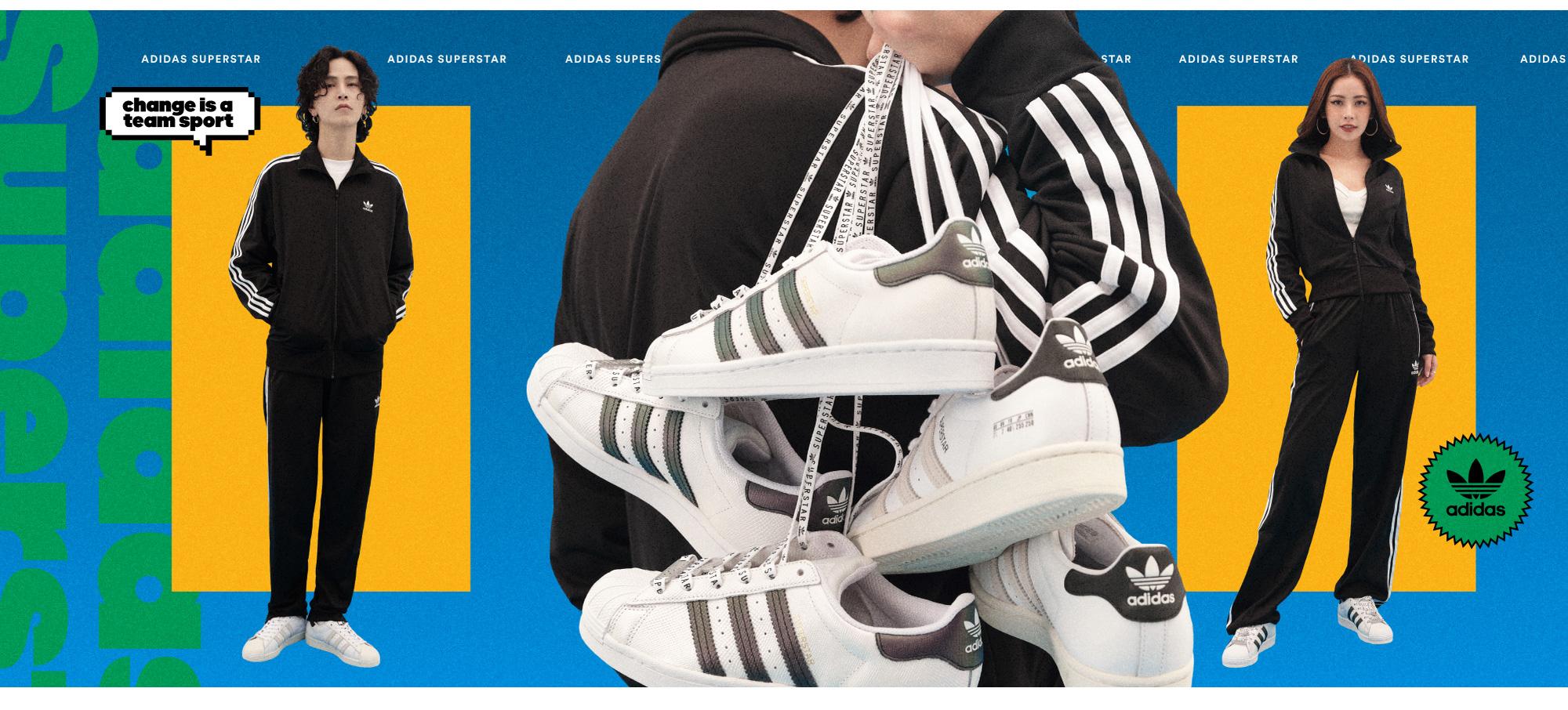 adidas Superstar: Siêu sao của nền văn hóa sát mặt đất và hành trình 50 năm rực rỡ - Ảnh 12.