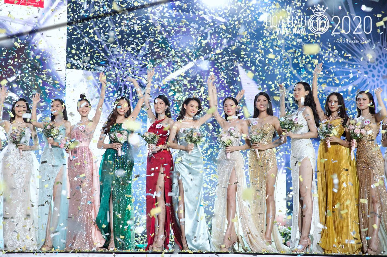 Quyến rũ trong từng đường nét, người đẹp hàng không đi tiếp vào Chung kết Hoa hậu Việt Nam 2020 - Ảnh 2.