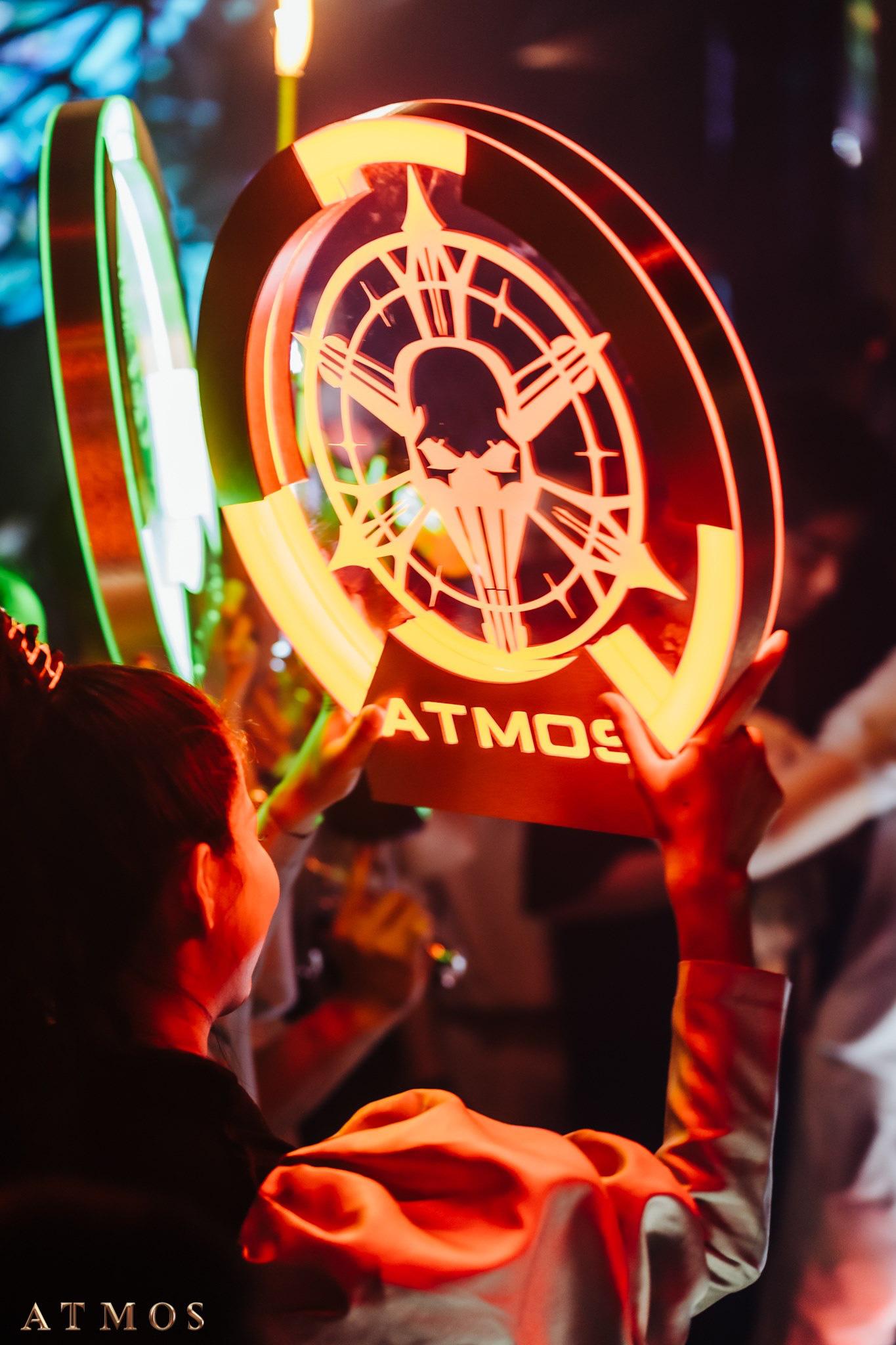 Bích Phương cùng dàn khách mời đình đám sẵn sàng đại náo mừng Atmos Club tròn 1 tuổi - Ảnh 1.