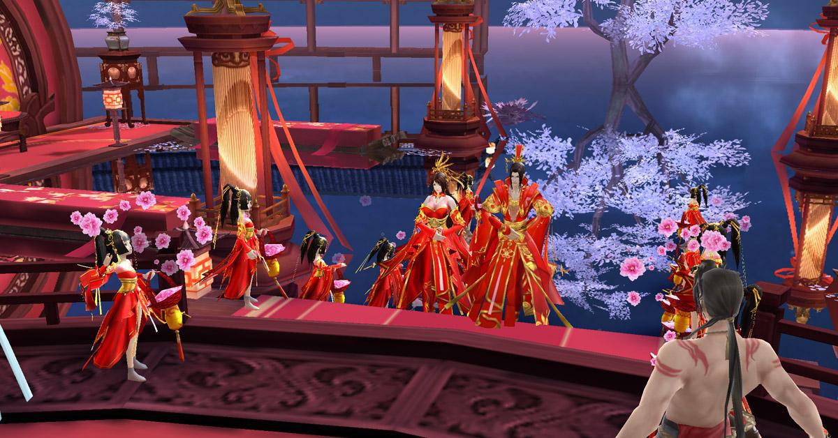 Từ kết bạn, kết nghĩa anh em... cho đến kết duyên, tất cả đều hoàn hảo trong Thiên Ngoại Giang Hồ - Ảnh 5.