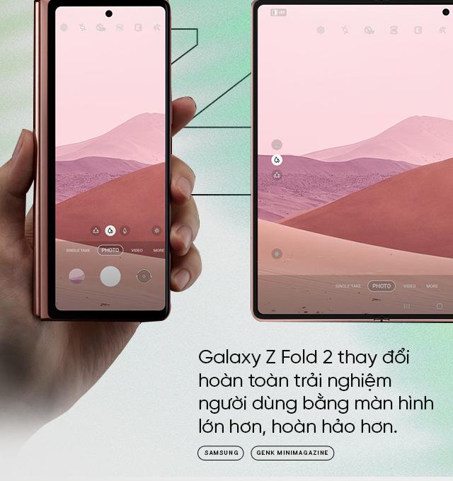 Quên những chiếc điện thoại thông thường đi được rồi, khi màn hình gập đã trở thành hiện thực - Ảnh 7.