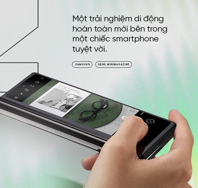 Quên những chiếc điện thoại thông thường đi được rồi, khi màn hình gập đã trở thành hiện thực - Ảnh 9.