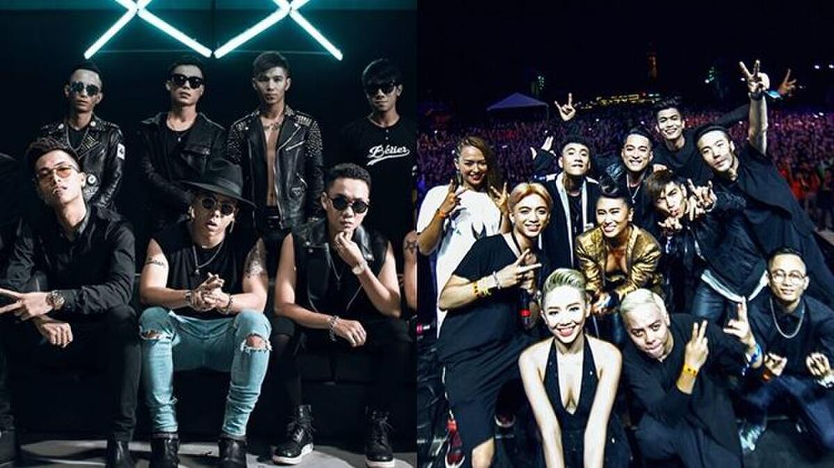 SpaceSpeakers và vai trò định hướng âm nhạc qua các gameshow The Remix, Rap Việt - Ảnh 2.
