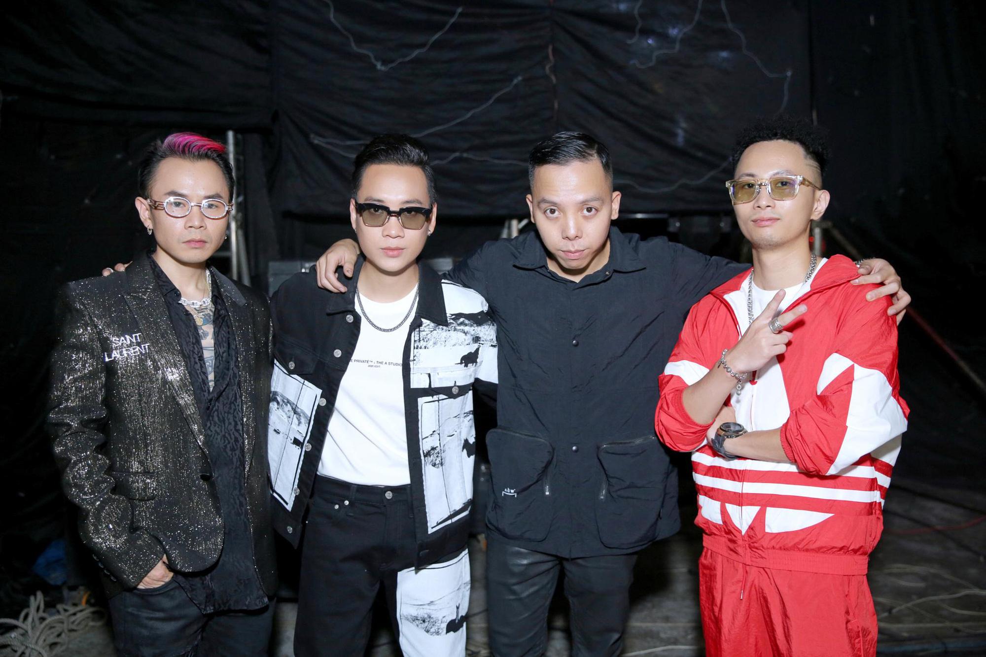 SpaceSpeakers và vai trò định hướng âm nhạc qua các gameshow The Remix, Rap Việt - Ảnh 4.