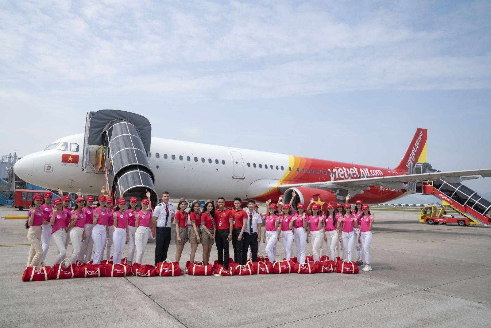 Dàn thí sinh xuất sắc vòng Chung kết Hoa hậu Việt Nam 2020 lên đường thực hiện nhiệm vụ nhân ái - Ảnh 6.