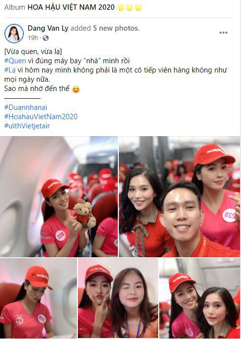 Dàn thí sinh xuất sắc vòng Chung kết Hoa hậu Việt Nam 2020 lên đường thực hiện nhiệm vụ nhân ái - Ảnh 9.