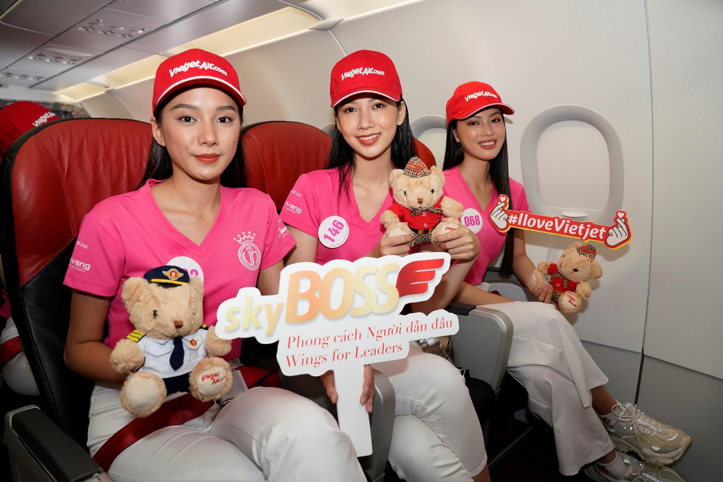 Dàn thí sinh xuất sắc vòng Chung kết Hoa hậu Việt Nam 2020 lên đường thực hiện nhiệm vụ nhân ái - Ảnh 10.