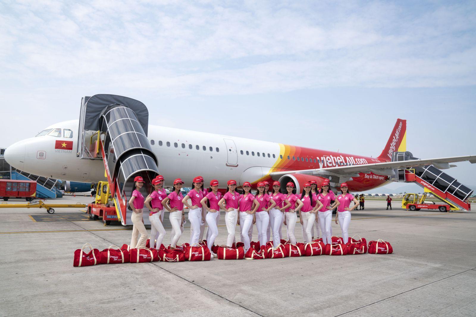 Dàn thí sinh xuất sắc vòng Chung kết Hoa hậu Việt Nam 2020 lên đường thực hiện nhiệm vụ nhân ái - Ảnh 11.