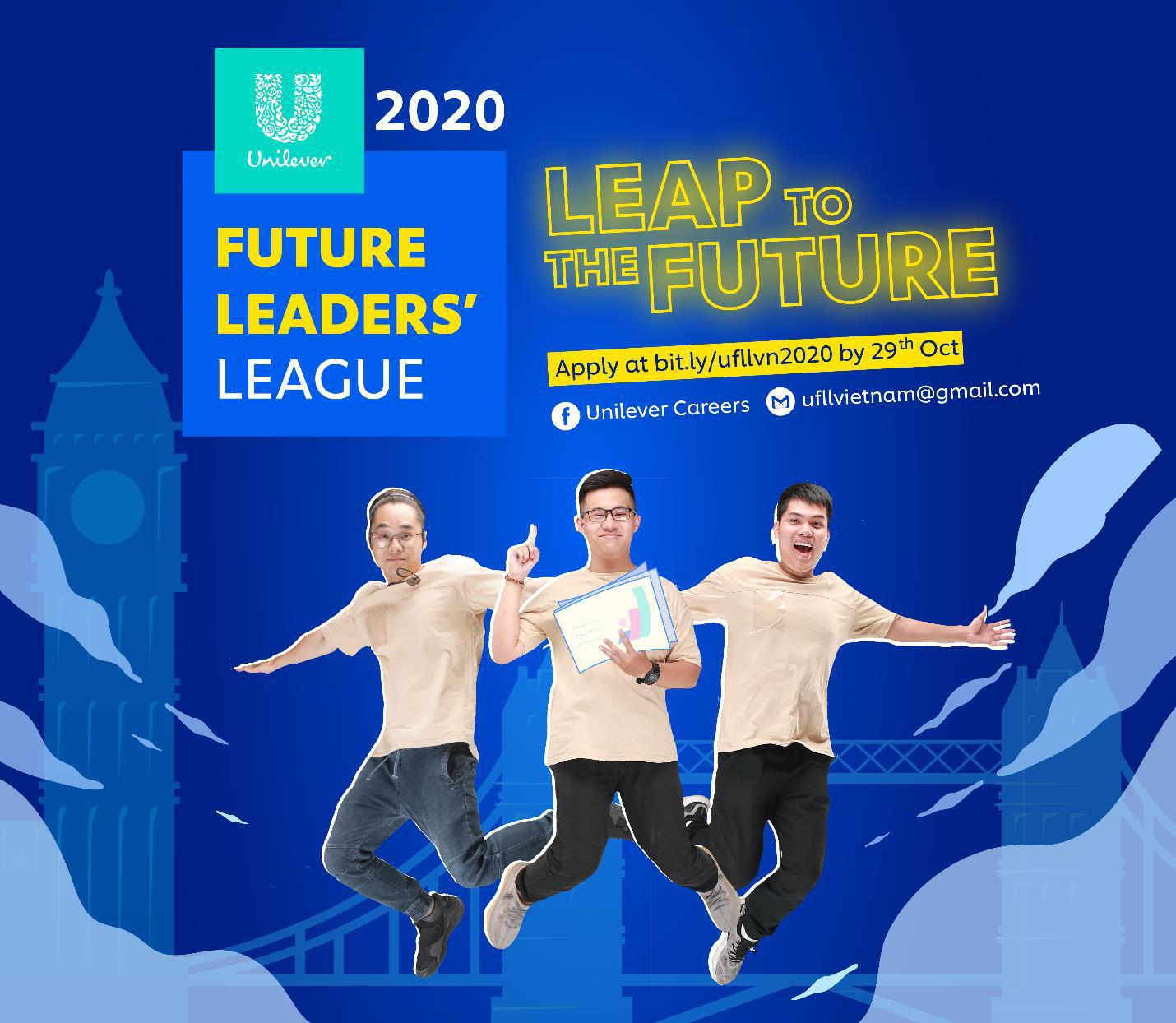 Unilever khởi động sân chơi Thách thức Kinh doanh cho sinh viên! - Ảnh 1.