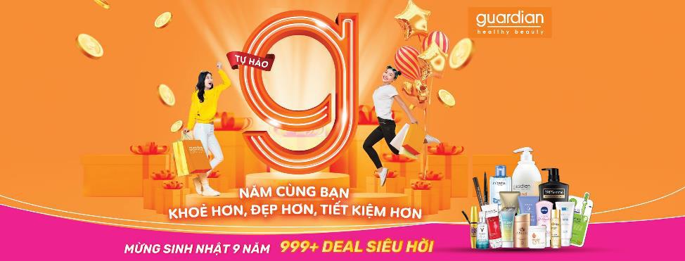 Không cần đợi đến 11/11 hay Black Friday mới sắm mỹ phẩm, siêu sale ưu đãi 100đ đang diễn ra tưng bừng tại Guardian ngay bây giờ! - Ảnh 2.