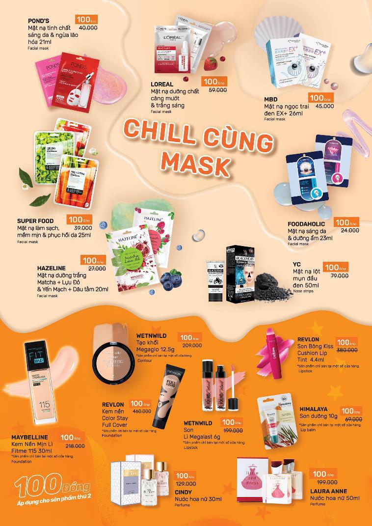 Không cần đợi đến 11/11 hay Black Friday mới sắm mỹ phẩm, siêu sale ưu đãi 100đ đang diễn ra tưng bừng tại Guardian ngay bây giờ! - Ảnh 4.