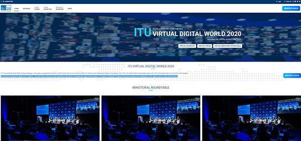 Bizfly sánh bước cùng các công ty công nghệ hàng đầu thế giới tại  ITU DIGITAL WORLD 2020 - Ảnh 1.