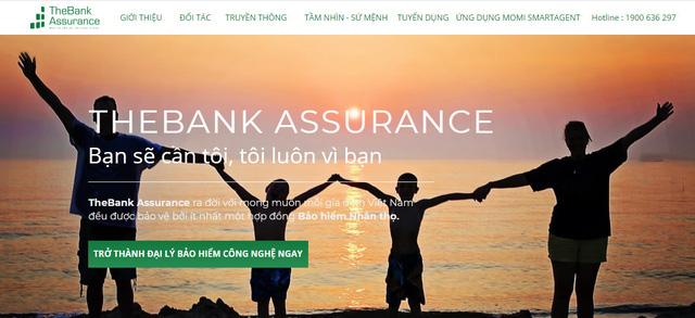 Samo phát triển thương hiệu đại lý tổ chức bảo hiểm TheBank Assurance- TBA - Ảnh 1.