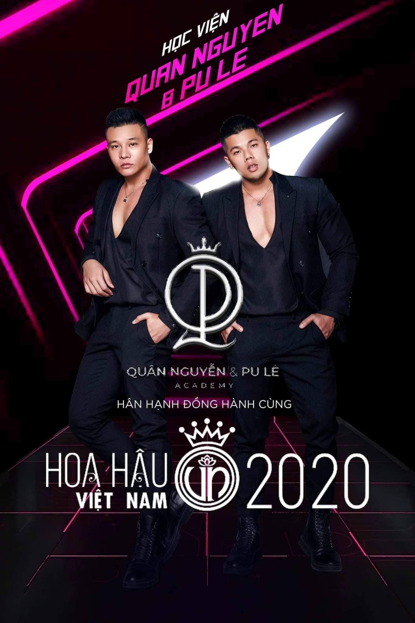 Đội quân makeup đồng hành cùng Hoa hậu Việt Nam 2020 là ai? - Ảnh 1.
