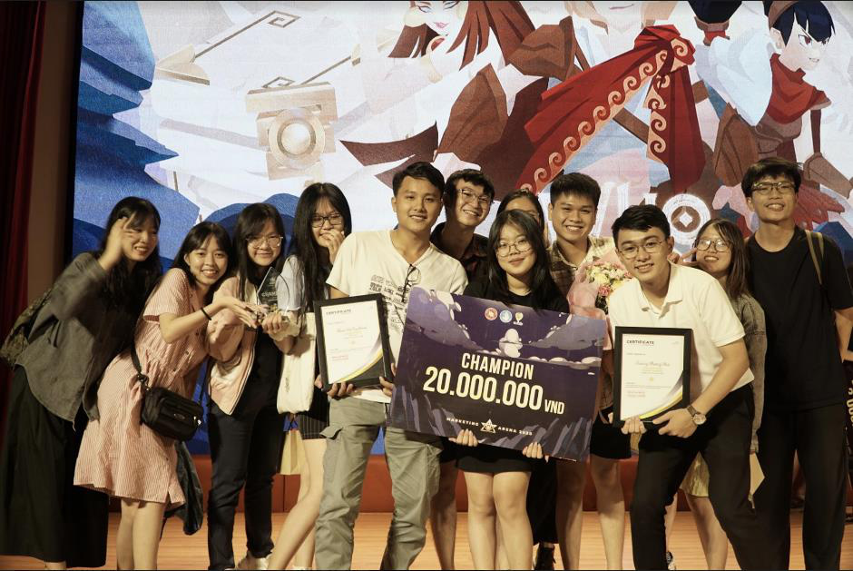 NutiFood cùng Marketing Arena 2020 ươm mầm tài năng marketer trẻ - Ảnh 3.