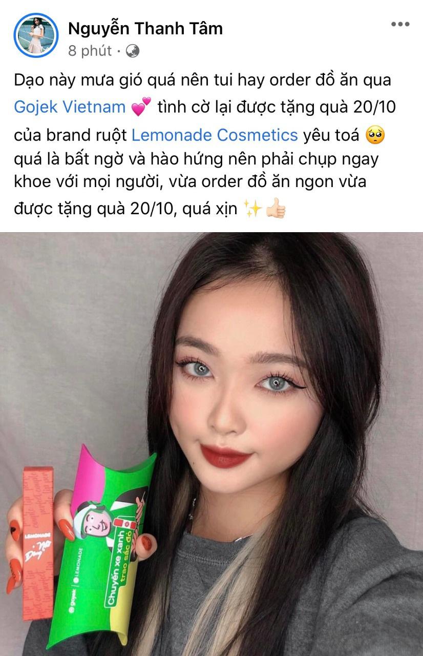 CEO hot boy Phùng Tuấn Đức bắt tay cùng makeup artist Quách Ánh dịp 20.10 - Ảnh 4.