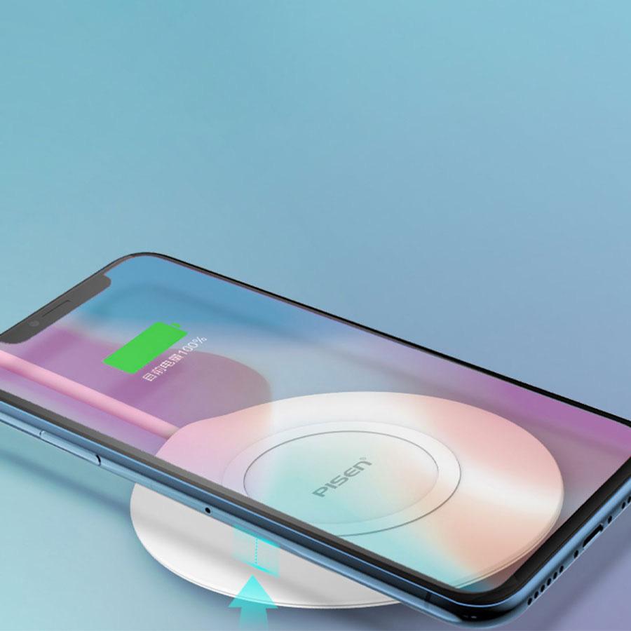 """iPhone 12 ra mắt loại bỏ cáp sạc, Pisen """"cứu cánh"""" tung bộ đôi sạc nhanh hoàn toàn mới tới người tiêu dùng - Ảnh 5."""