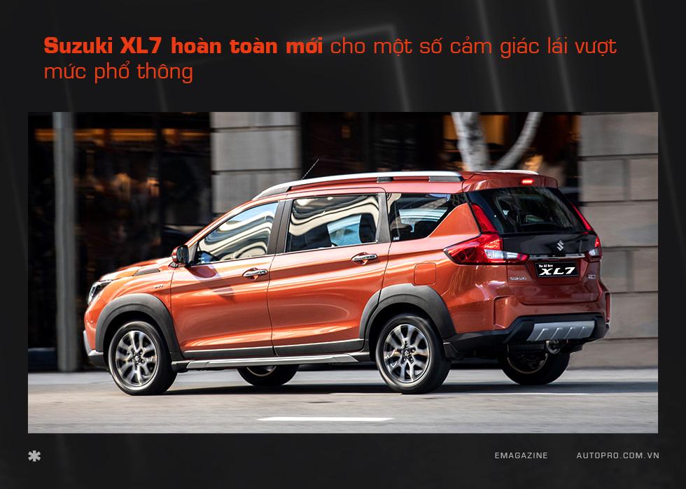 Những bệ phóng giúp Suzuki XL7 hoàn toàn mới vụt sáng tại Việt Nam - Ảnh 5.