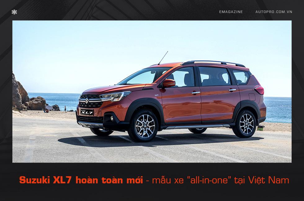 Những bệ phóng giúp Suzuki XL7 hoàn toàn mới vụt sáng tại Việt Nam - Ảnh 3.