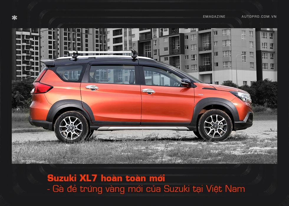 Những bệ phóng giúp Suzuki XL7 hoàn toàn mới vụt sáng tại Việt Nam - Ảnh 11.