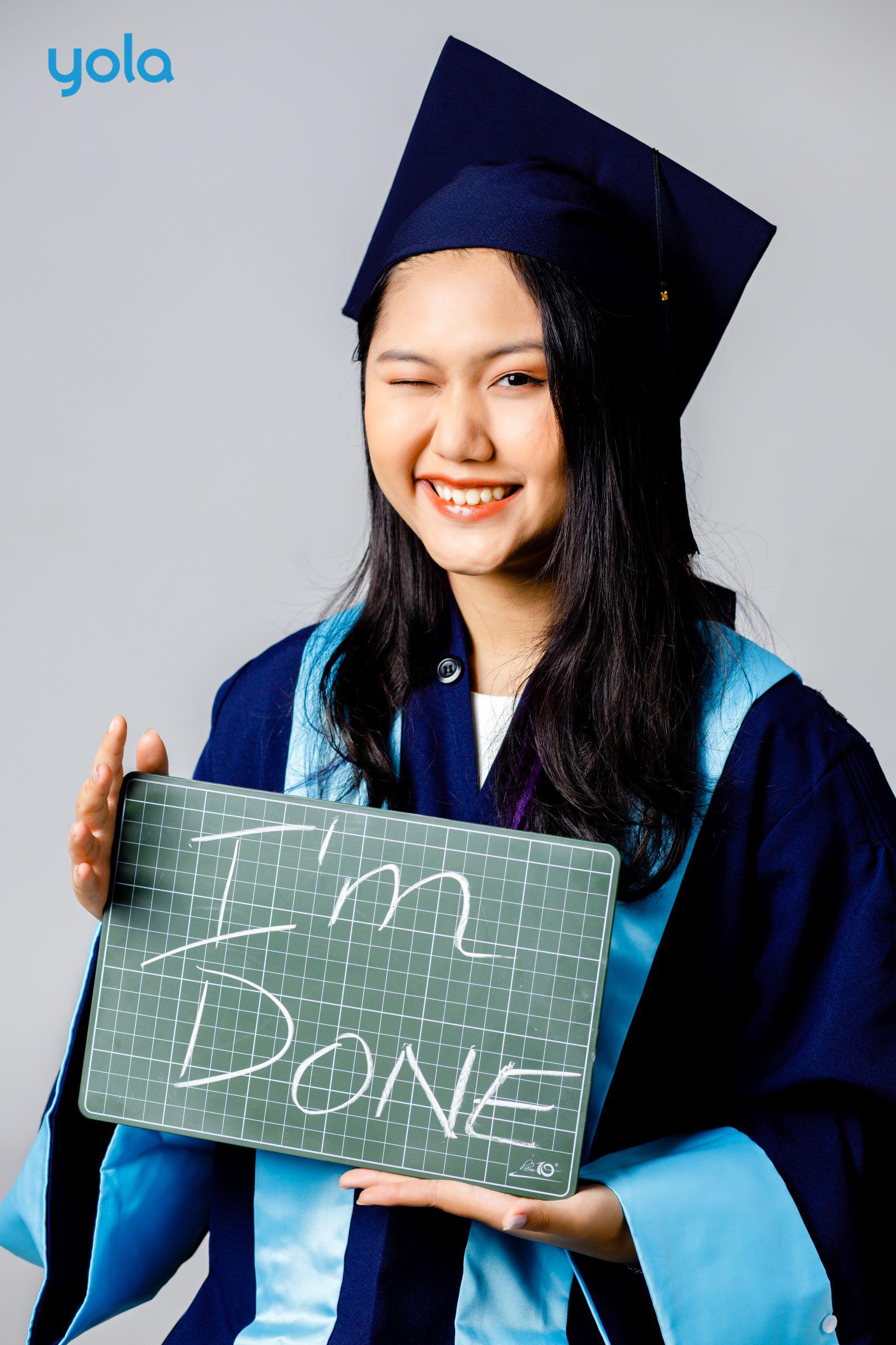 Từ dự án kính đeo hỗ trợ người khuyết tật đến ước mơ du học của nữ sinh Lê Hồng Phong - Ảnh 2.