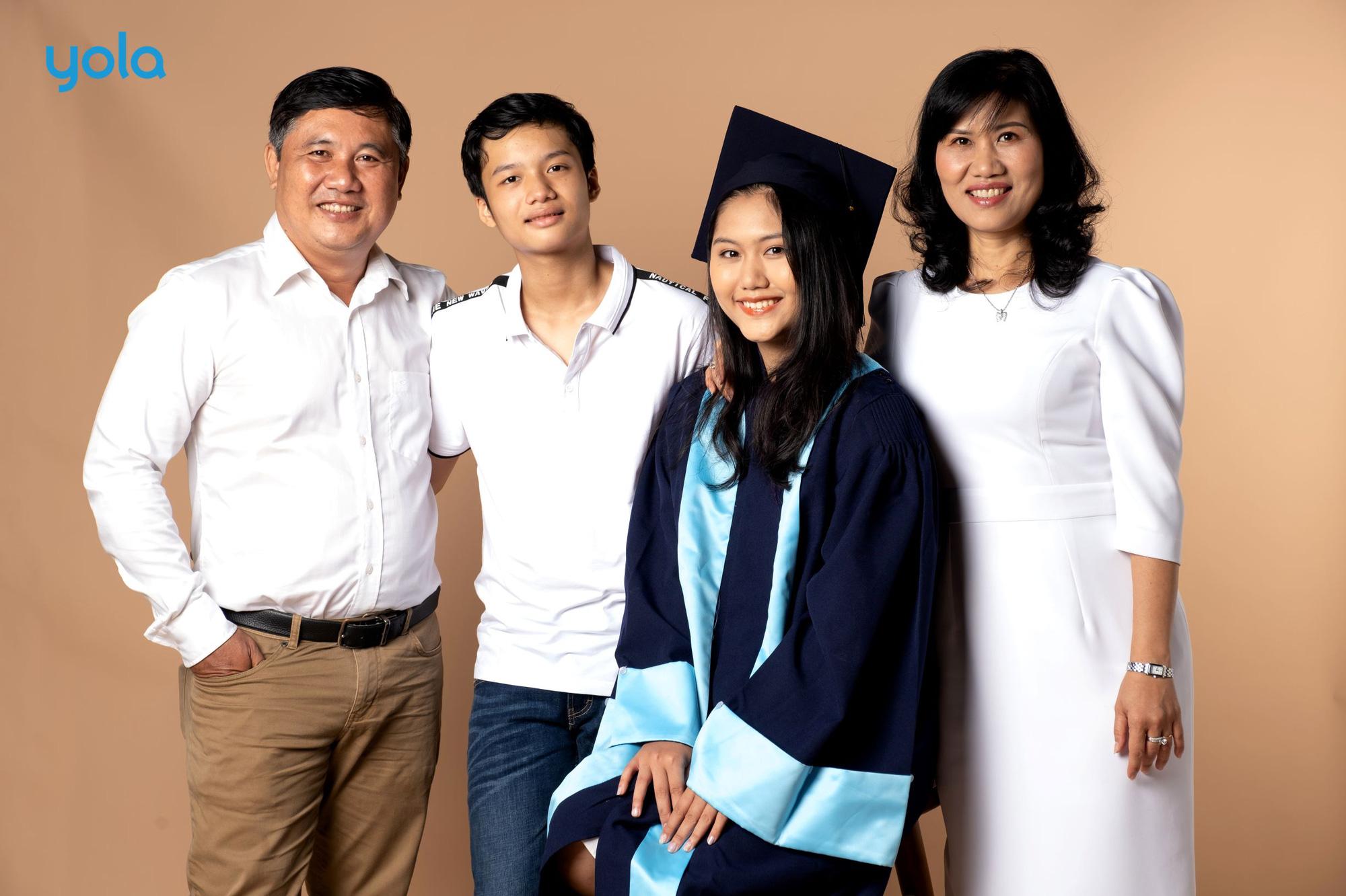 Từ dự án kính đeo hỗ trợ người khuyết tật đến ước mơ du học của nữ sinh Lê Hồng Phong - Ảnh 3.