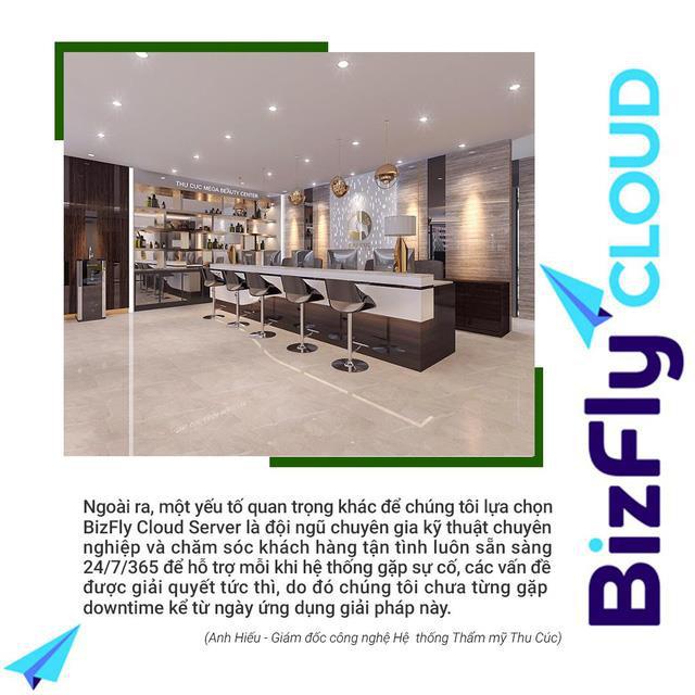 TMV Thu Cúc áp dụng công nghệ Cloud vượt trội để số hóa hạ tầng dịch vụ - Ảnh 2.