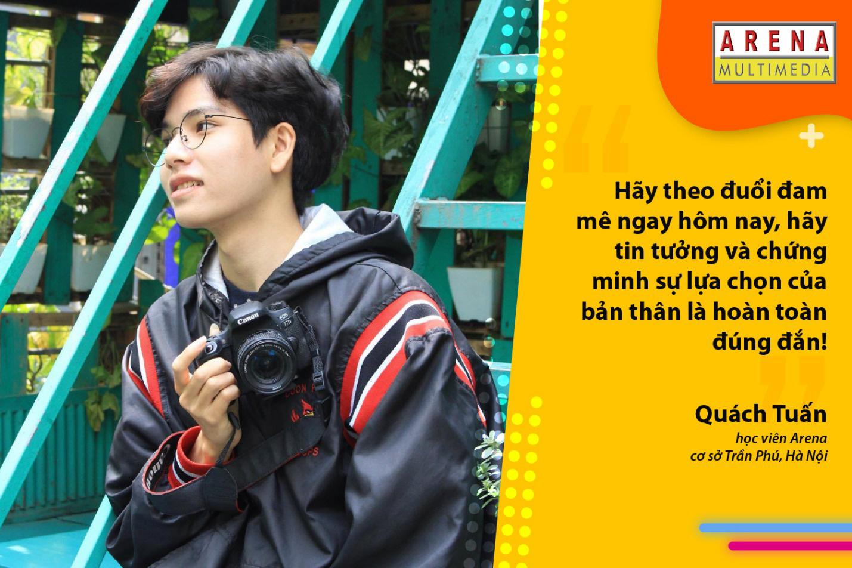 Sinh viên chuyển ngành học: Câu chuyện về sự can đảm của những người trẻ hiện đại - Ảnh 6.