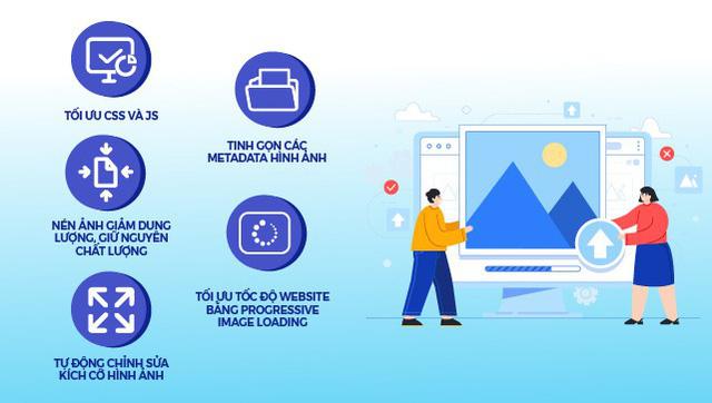 BizFly CDN - Giải pháp mang tính cách mạng trong việc tối ưu trải nghiệm lướt web - Ảnh 1.