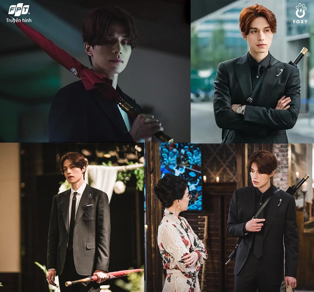 3 vật bất ly thân, nhắc tên là nhớ ngay vai diễn của Lee Dong Wook - Ảnh 8.