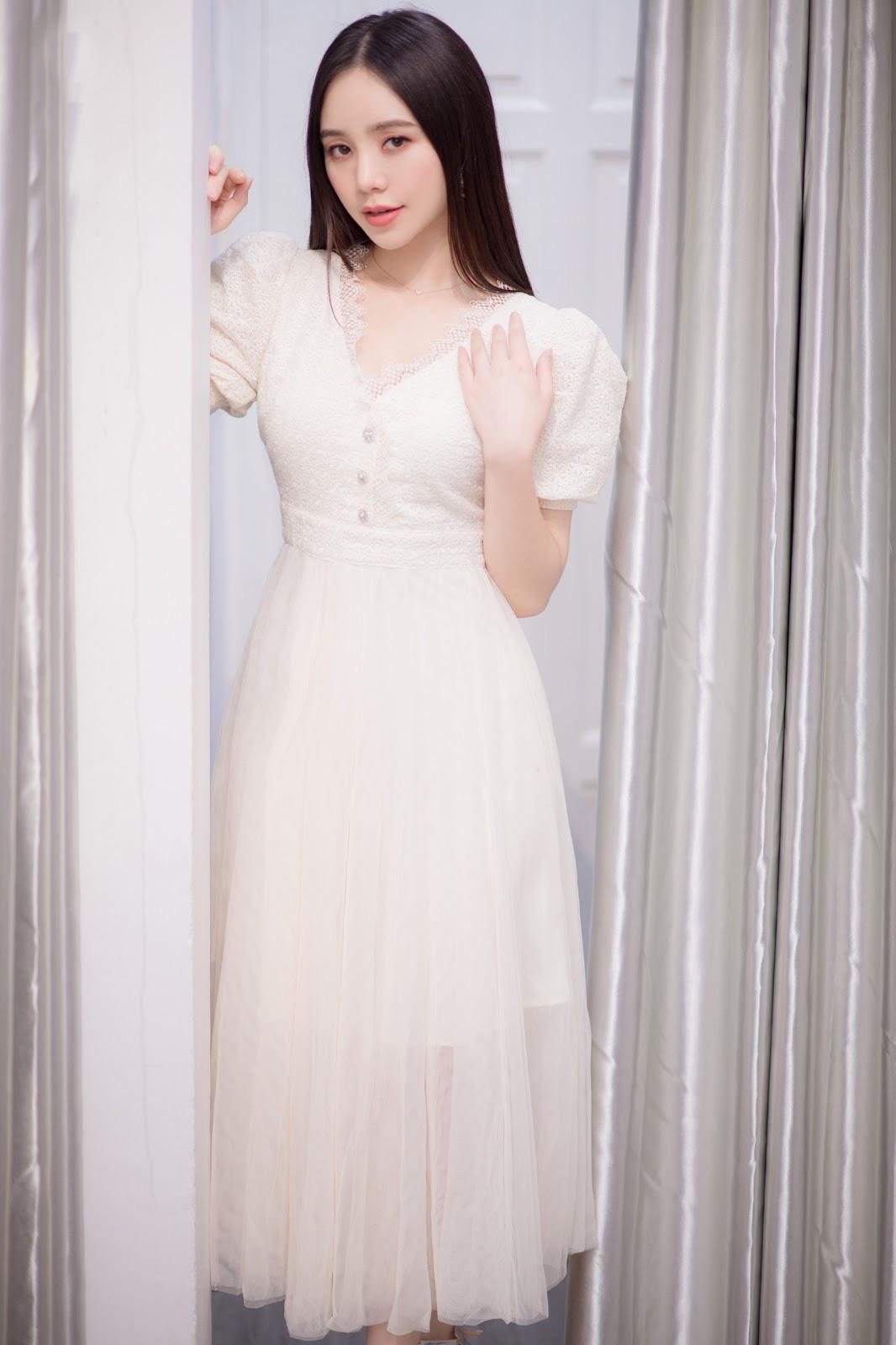 Thu đến rồi, nghe diễn viên Quỳnh Kool mách những item váy vóc cho quý cô sành điệu - Ảnh 2.