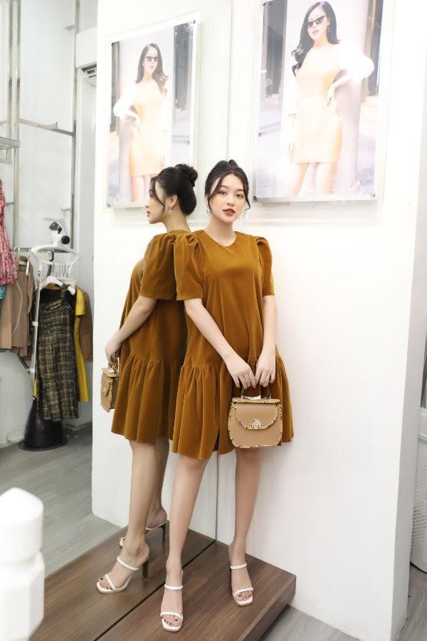 Thu đến rồi, nghe diễn viên Quỳnh Kool mách những item váy vóc cho quý cô sành điệu - Ảnh 3.