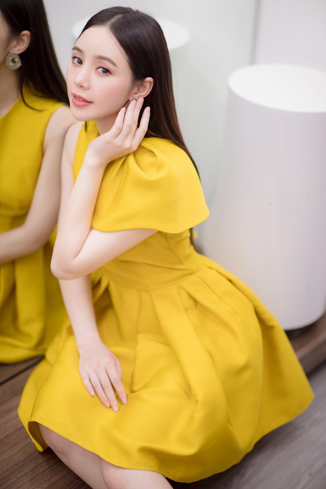 Thu đến rồi, nghe diễn viên Quỳnh Kool mách những item váy vóc cho quý cô sành điệu - Ảnh 4.