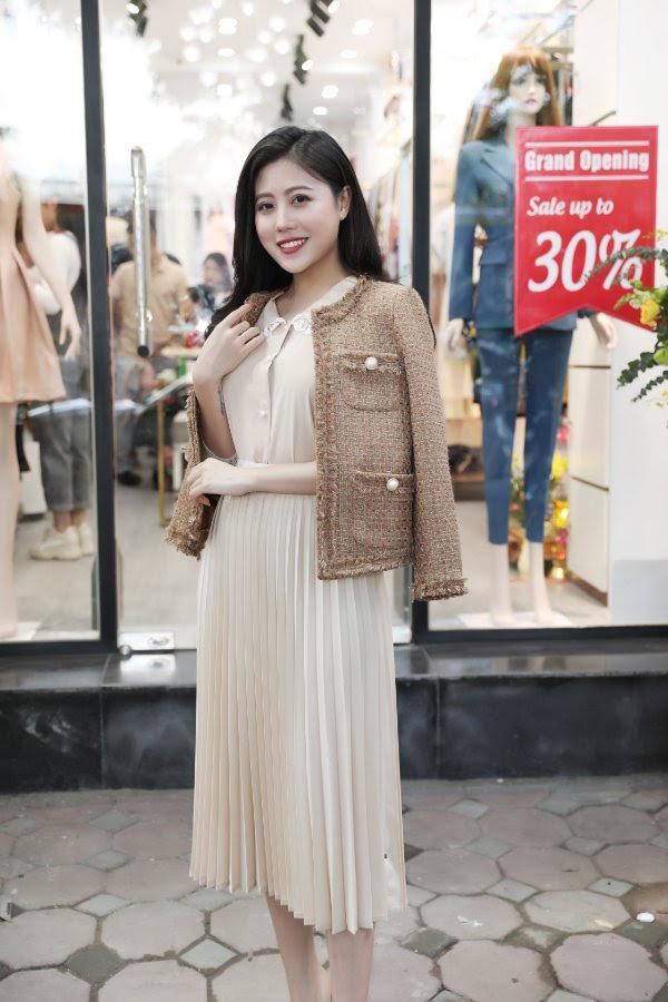 Thu đến rồi, nghe diễn viên Quỳnh Kool mách những item váy vóc cho quý cô sành điệu - Ảnh 7.