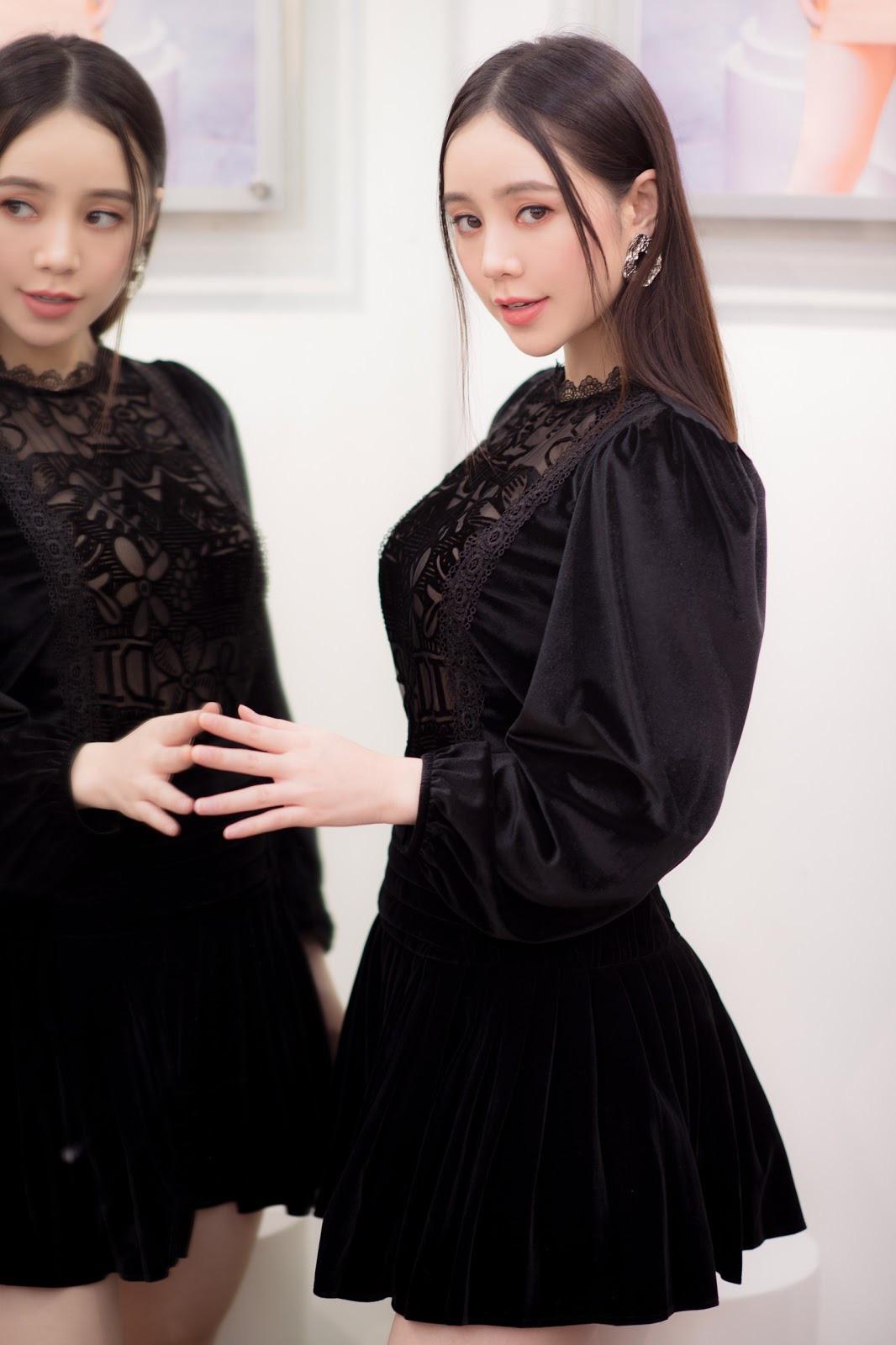 Thu đến rồi, nghe diễn viên Quỳnh Kool mách những item váy vóc cho quý cô sành điệu - Ảnh 8.