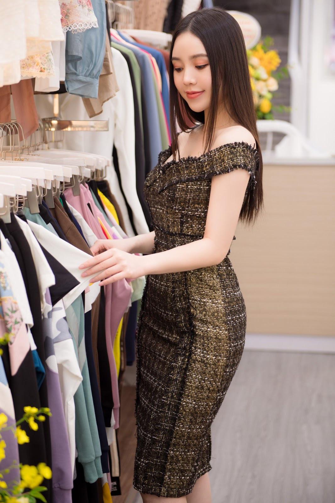 Thu đến rồi, nghe diễn viên Quỳnh Kool mách những item váy vóc cho quý cô sành điệu - Ảnh 9.