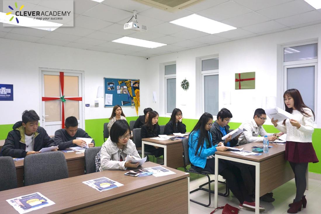Clever Academy - Nơi hội tụ của những giảng viên xuất sắc chuyên luyện các bài thi quốc tế - Ảnh 2.