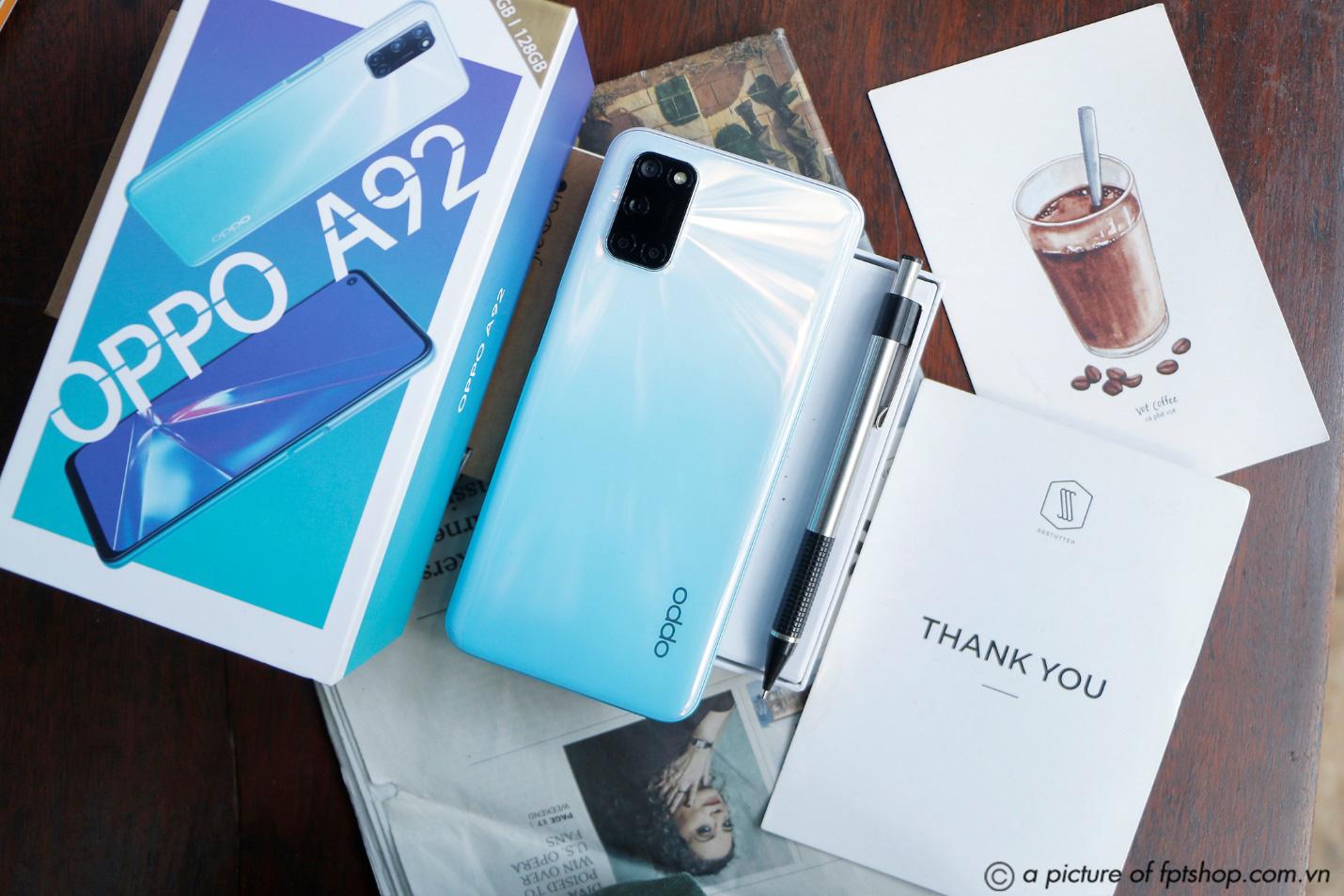 OPPO A Series: Smartphone tầm trung làm rung rinh giới trẻ tại FPT Shop - Ảnh 1.