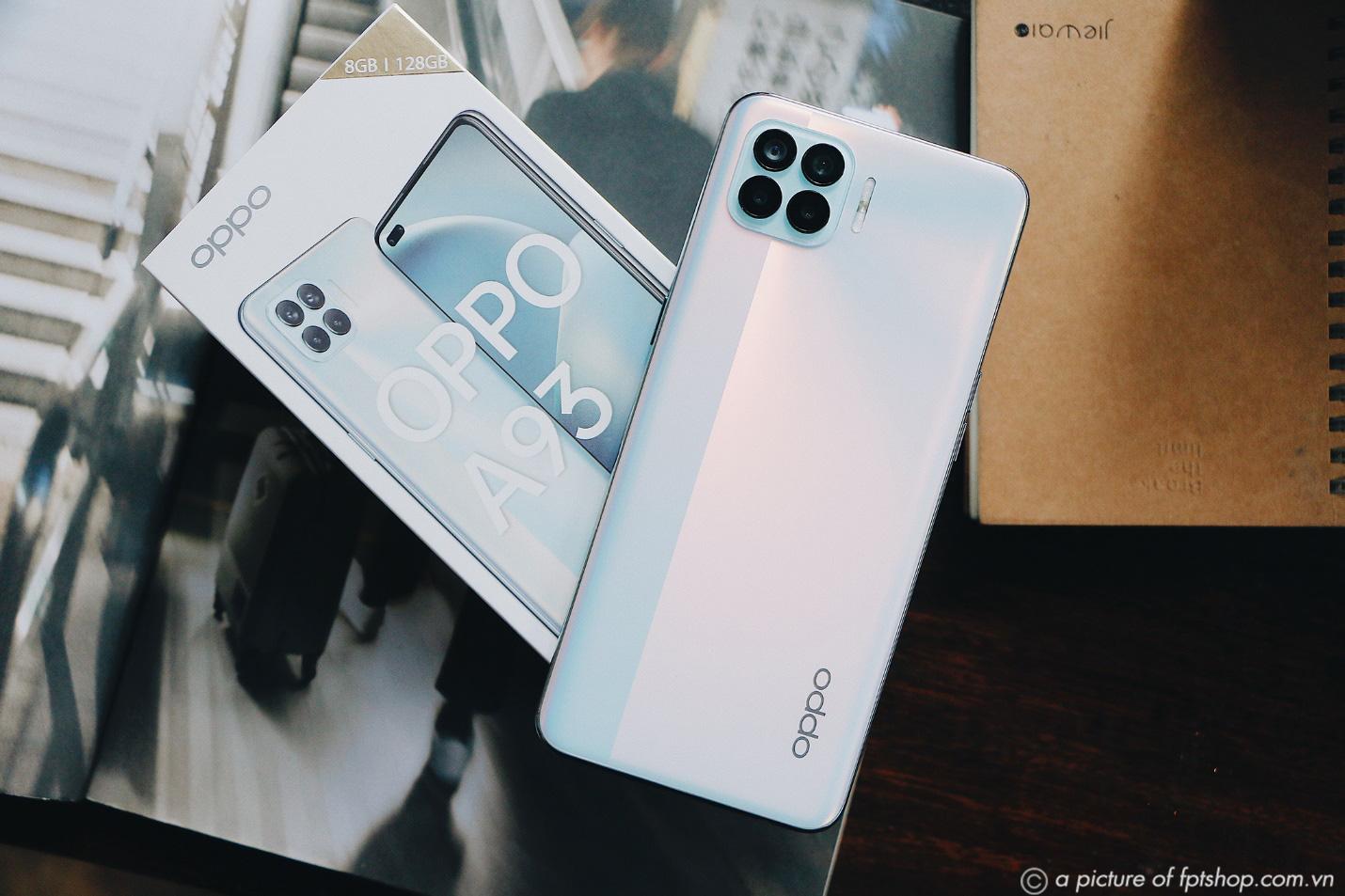 OPPO A Series: Smartphone tầm trung làm rung rinh giới trẻ tại FPT Shop - Ảnh 2.